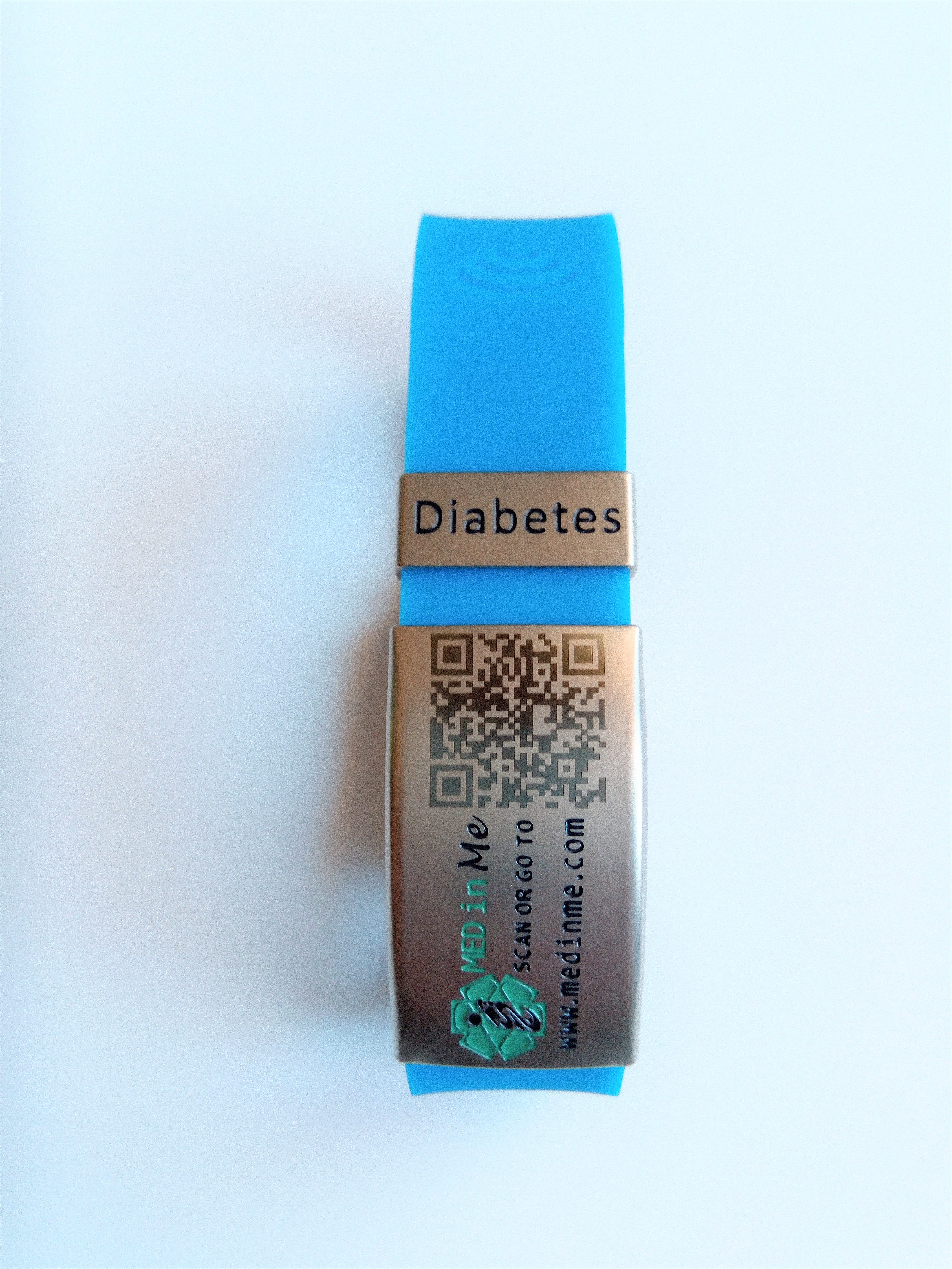 qualità e quantità assicurate ottenere a buon mercato eccezionale gamma di stili Bracciale Identificativo Diabete